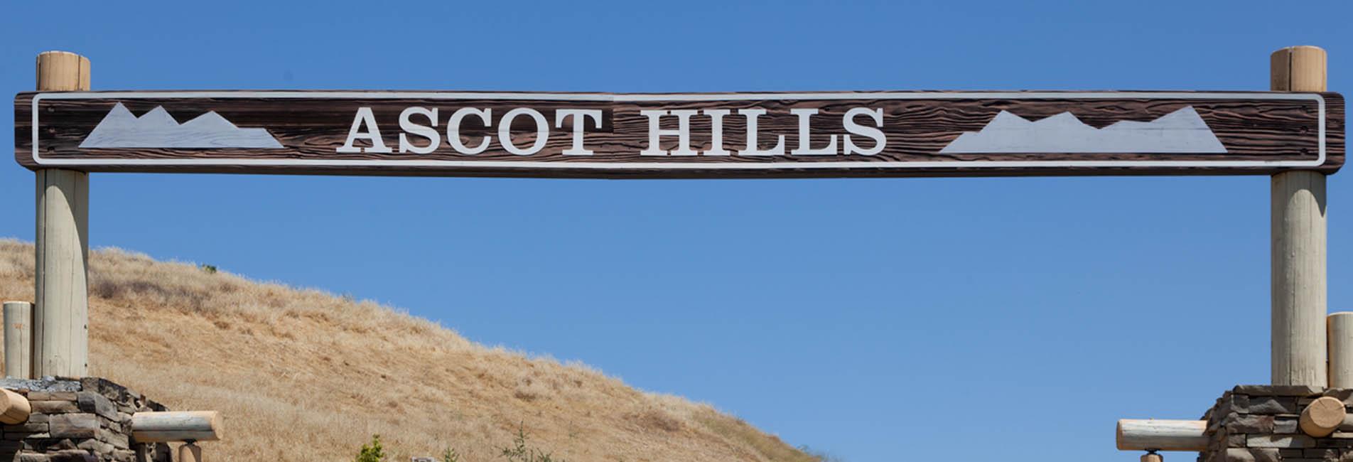 Ascot Hills Park Website
