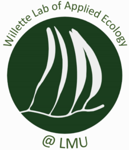 Willette Lab of Applied Ecology logo
